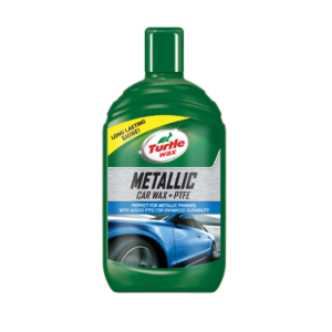 Turtle Wax GL Metallic Wax + PTFE 500ml FG8220/52793