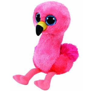 BOOS plüss figura GILDA, 15 cm - rózsaszín flamingó
