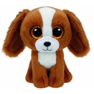 BOOS plüss figura TALA, 15 cm - barna kutya