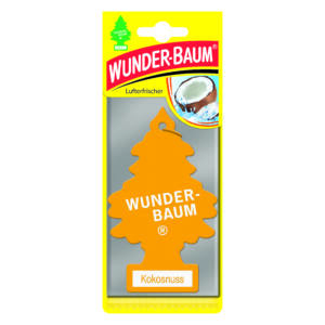 Wunderbaum, LT Kókusz illatosító*