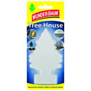 Wunderbaum, Tree House légfrissítő tartó átlátszó 1db