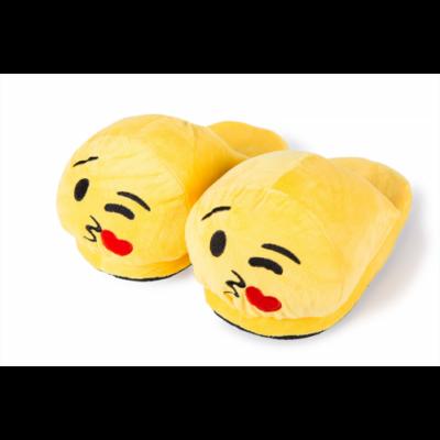 Papucs Csókos Emoji, felnőtt 010305