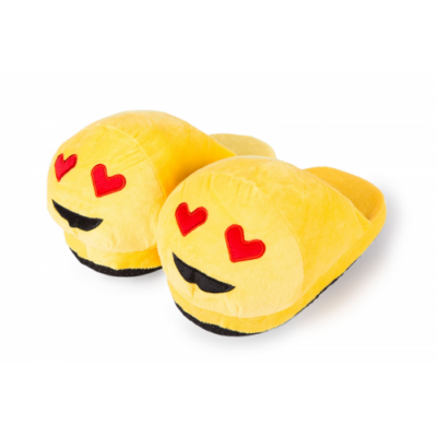 Papucs Szerelmes Emoji, gyerek méret 010304