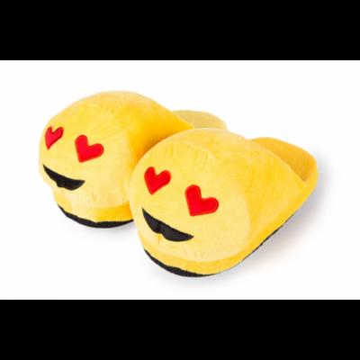 Papucs Szerelmes Emoji, felnőtt 010303