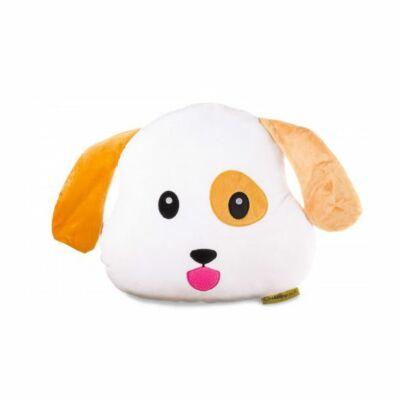 Kutya Emoji Párna