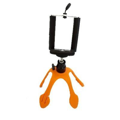 HolaShop Telefon_kamera uni. állvány szett, flexibilis lábbakkal