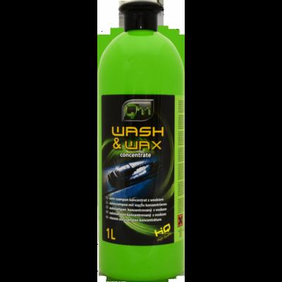 Q11 WASH & WAX SHAMPOO KONCENTRÁTUM