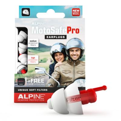 Alpine FÜLDUGÓ MotoSafe Pro