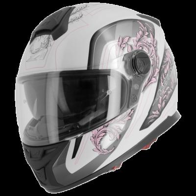 Astone GT 800 Primavera fehér-pink XS