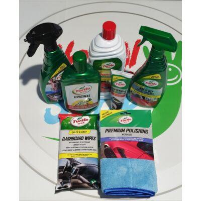 Turtle Wax ápolás csomag 3