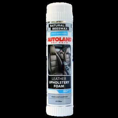 AutoLand Bőrápoló hab 400ml aerosol