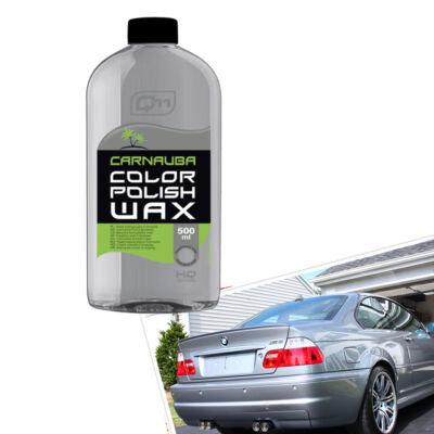 Q11 Carnauba viaszos wax ezüst színhez 500 ml