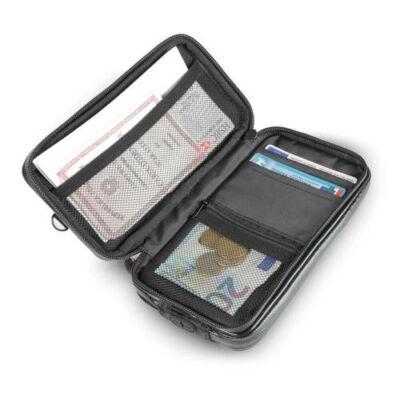 Opti Wallet Plus, motoros telefontartó péztárcával 90549