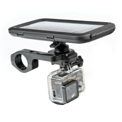 Opti Combo, kerékpárra, rollerre fix bázis telefonhoz és sport kamerához