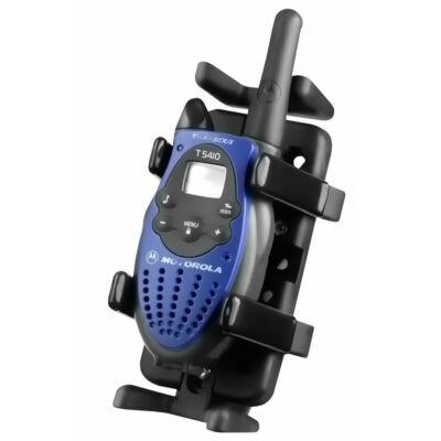 Ram Mount Nagyon erős, univerzális telefon - GPS - PMR-rádió tartó szerkezet RAM-HOL-UN4U