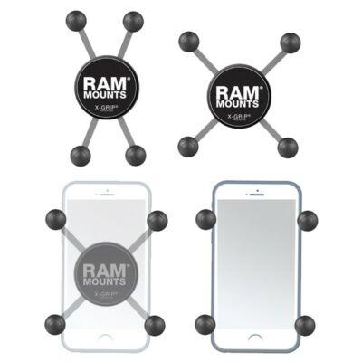Ram Mount Univerzális telefon - GPS tartó szerkezet (X-Grip)- RAM-HOL-UN7BU
