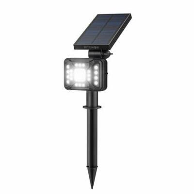 Blitzwolf napelemes LED lámpa