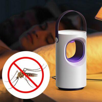Baseus Star szúnyogirtó, szúnyogcsapda, UV lámpa, Fehér
