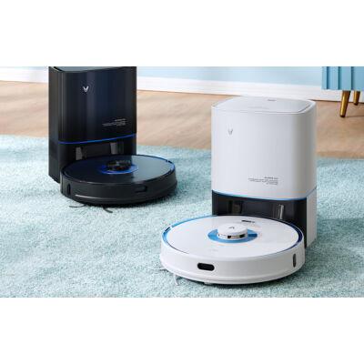 Viomi S9 Alpha UV Okos robotporszívó, önürítős dokkolóval, fehér +ingyen szállítás