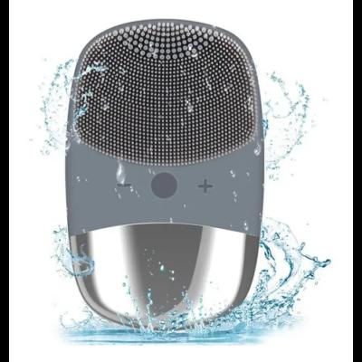 Anlan mini szilikon elektromos arckefe (ALJMY04-0g grey)