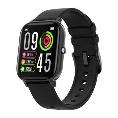 Colmi P8 Pro Smartwatch okosóra, fekete