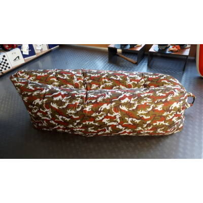 Lazy Sofa / Levegő ágy - CAMO
