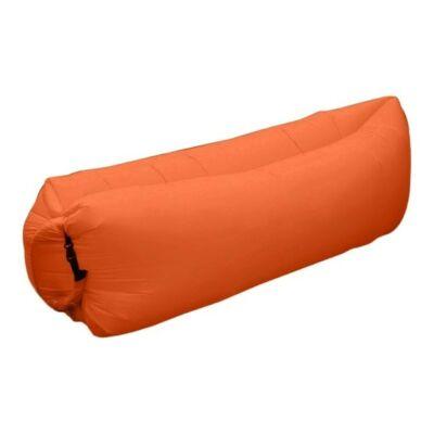 Lazy Sofa / Levegő ágy - Narancssárga