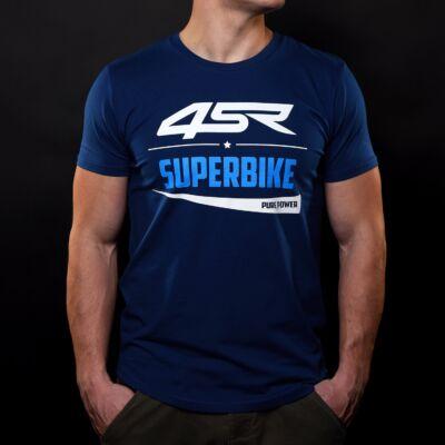 T_shirt_Superbike_blue