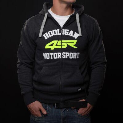 Hoodie Motorsport Neon, Kapucnis felső
