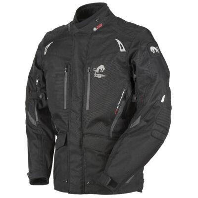 Furygan Apalaches férfi 4 évszakos motoros kabát, Fekete, Airbag ready