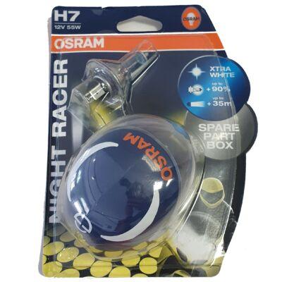 Osram Night Racer H7 +90%, extra white