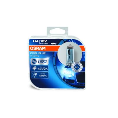 Osram H1 12V 55W COOL BLUE® INTENSE H1 DUO BOX