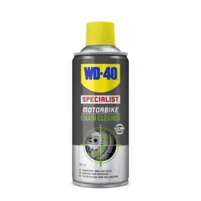 WD 40 Specialista Motorbike lánctisztító spray 400ml