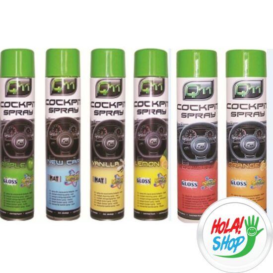 007693-q11-muszerfaltisztito-es-apolo-spray-citrom-600ml-fenyes