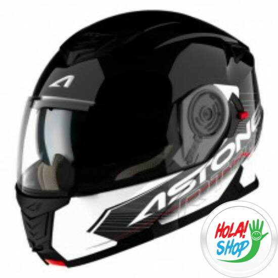 modular-helmet-astone-rt1200-black-white