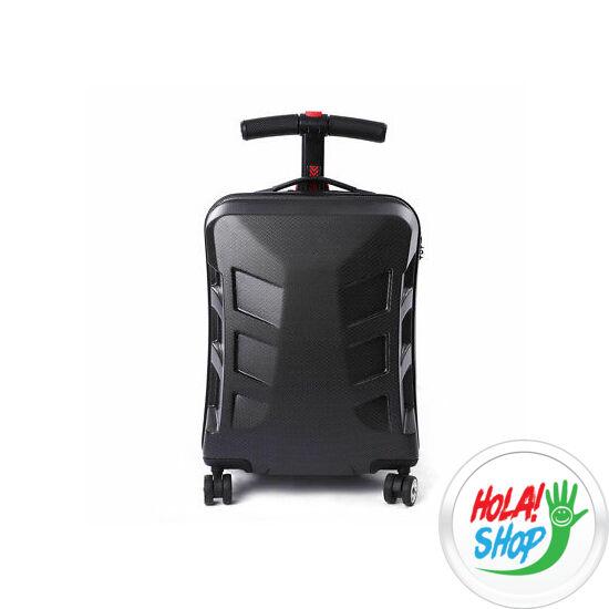 A Roller Bőrönd - Fekete megtalálható a HolaShop Webáruházában! bfcbe0aa98