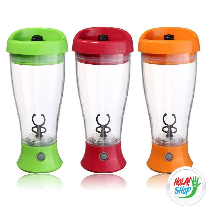 Hordozható automata shaker, mixer! Több színben. ZÖLD