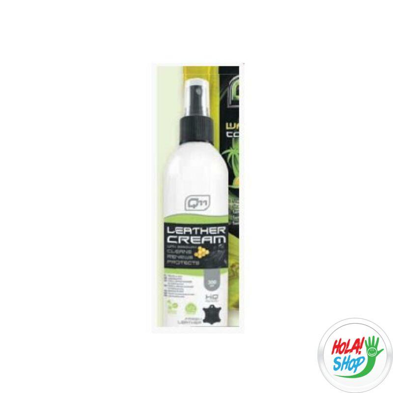 Q11 Műszerfalápoló-tisztító és felújító, New Car illat, 300 ml
