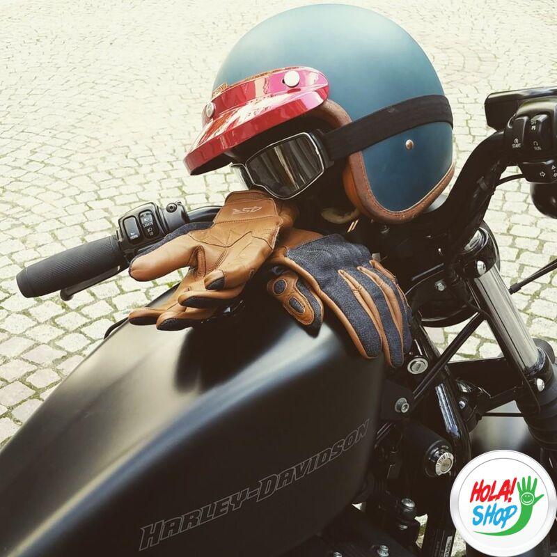 Cafe Latte, 4SR Motoros kesztyű