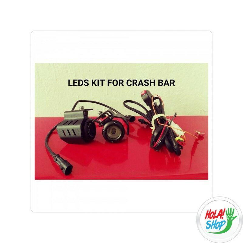 Fényszóró szett / Kit Extra Light LEDS