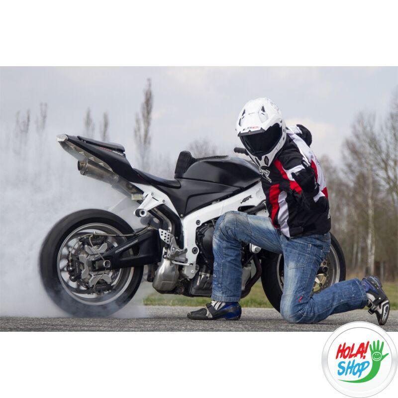 Stunt gloves 4SR Motoros kesztyű S
